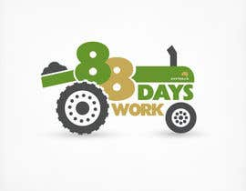 #128 for Design a Logo for work88days by wavyline