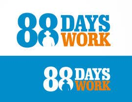 #127 untuk Design a Logo for work88days oleh desi9ntrends