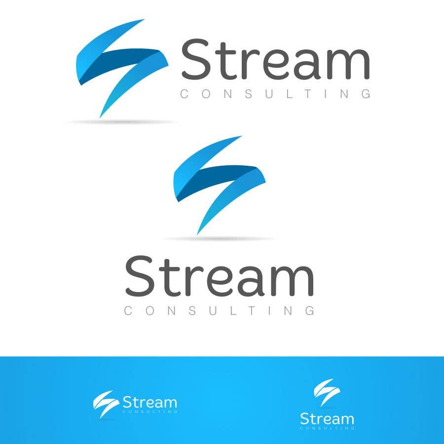 Proposition n°                                        66                                      du concours                                         Logo Design for Stream
