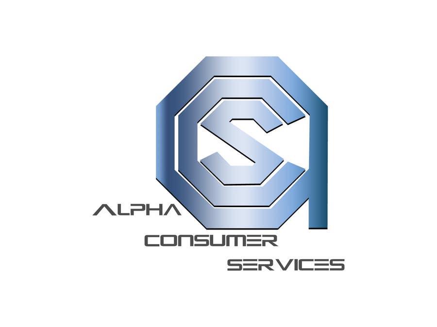 Inscrição nº 38 do Concurso para Design a Logo for Alpha Consumer Services [ACS]