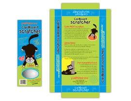 #16 para Create Print and Packaging Design-cat  scratcher box por vieghie