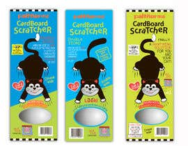 #33 para Create Print and Packaging Design-cat  scratcher box por vieghie