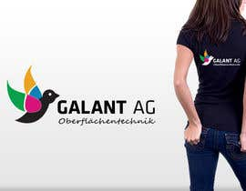 #198 for Design eines Logos for Galant AG by CTLav