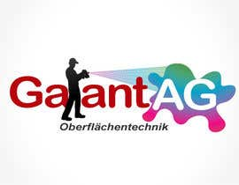logoarts tarafından Design eines Logos for Galant AG için no 207
