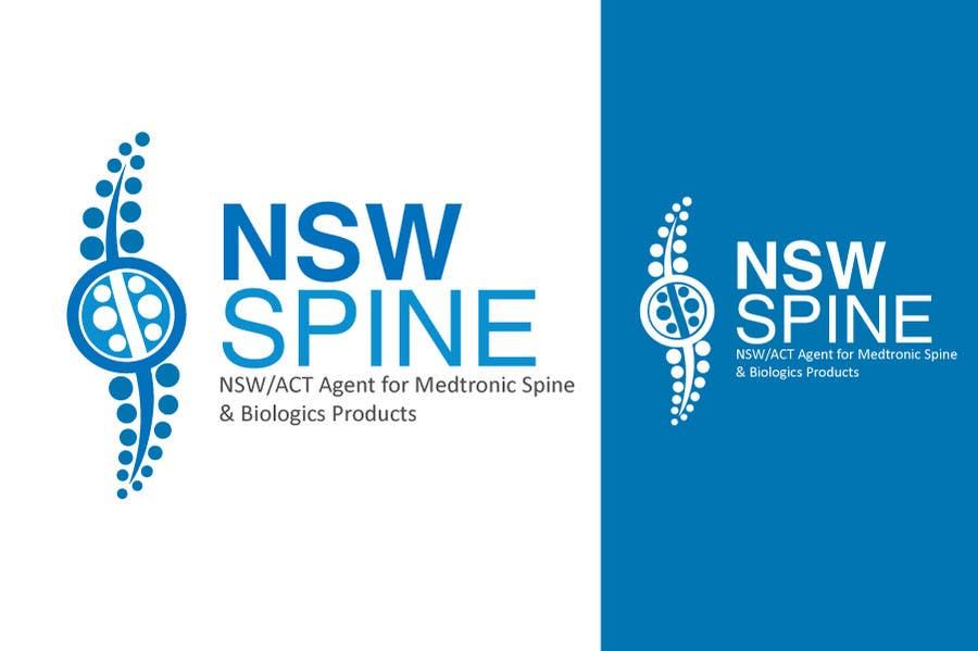 Penyertaan Peraduan #                                        168                                      untuk                                         Logo Design for NSW Spine