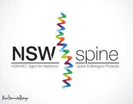 #318 para Logo Design for NSW Spine por Stemate1