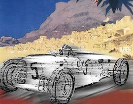 #6 for Design a Poster for a Motorsport Event by mufarizi08