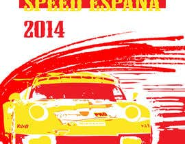 nº 11 pour Design a Poster for a Motorsport Event par foonoof