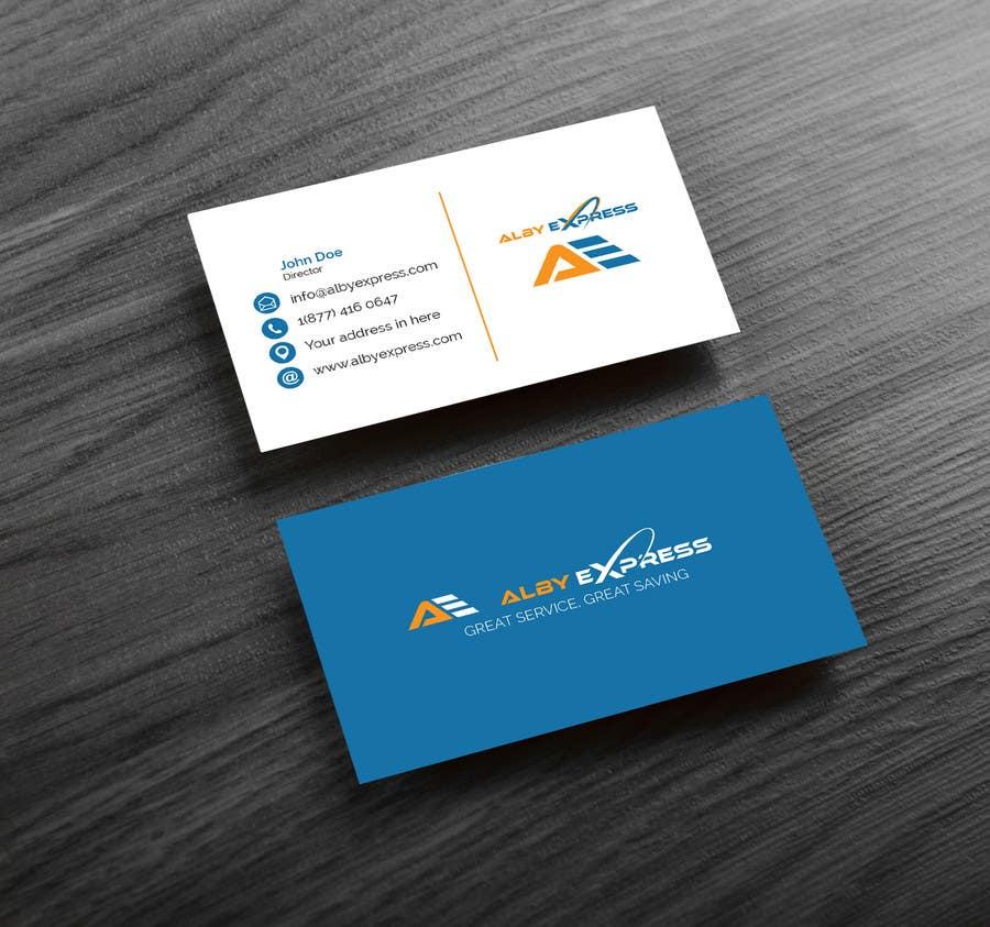 Business card internet dating