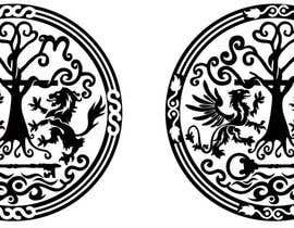 #28 untuk Design a personal seal (logo) oleh Stevieyuki