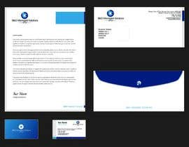 junetditsecco tarafından Design some Stationery for B&G Managed Solutions için no 41