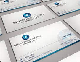 #18 para Design some Stationery for B&G Managed Solutions por sashadesigns
