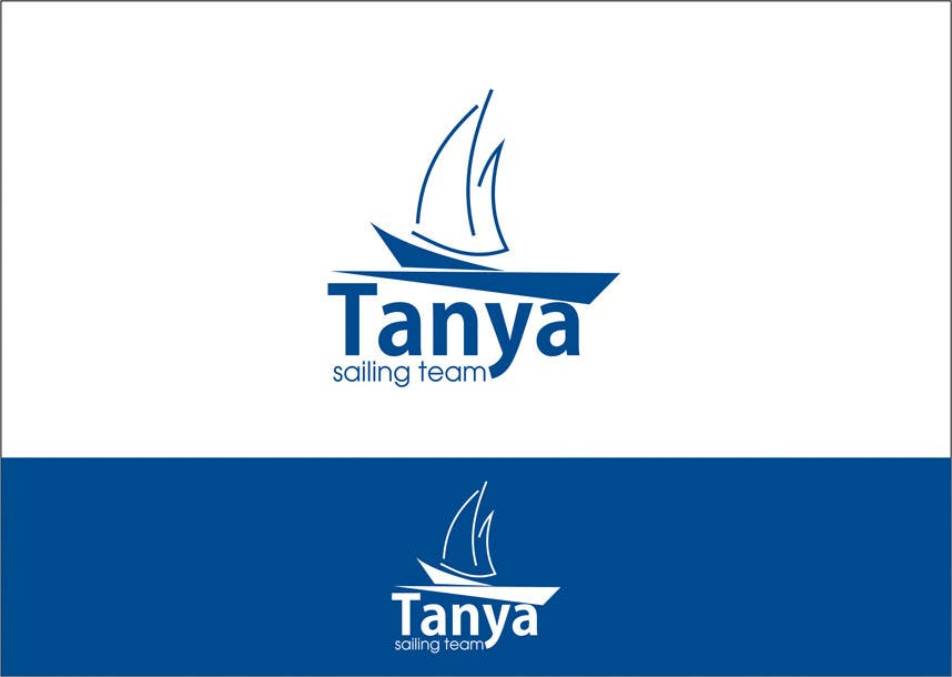 #126 for Logo for sailing team by BuDesign