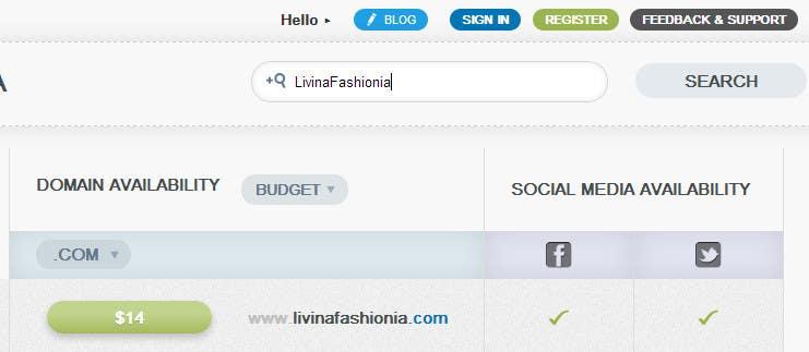 #24 for Create a new name for Dahlia, a fashion lifestyle company by RynNurFalah
