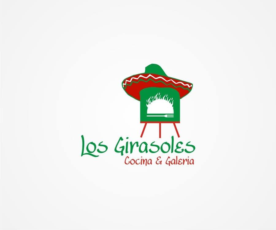 Design a logo for a Restaurant için 12 numaralı Yarışma Girdisi