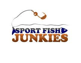 nº 145 pour Logo Design For Sport Fish Junkies Website par airbrusheskid