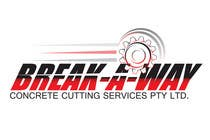 Graphic Design Konkurrenceindlæg #280 for Logo Design for Break-a-way concrete cutting services pty ltd.