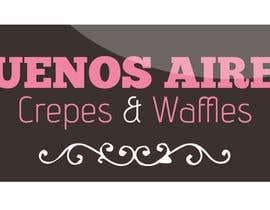 #15 for Diseñar un logotipo para Buenos Aires Crepes Y Waffles by naef