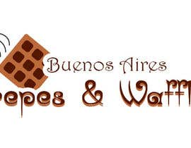 #32 for Diseñar un logotipo para Buenos Aires Crepes Y Waffles by josegranja