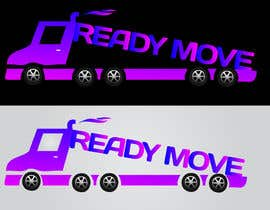 #119 for Ready Move needs a Logo ! by zainulbarkat