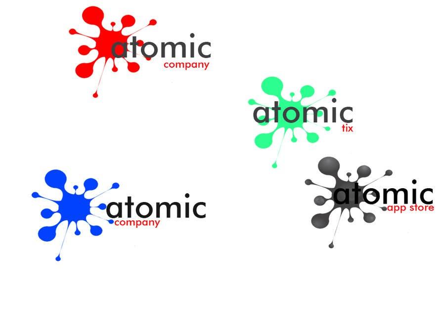 Inscrição nº 168 do Concurso para Design a Logo for The Atomic Series of Sites