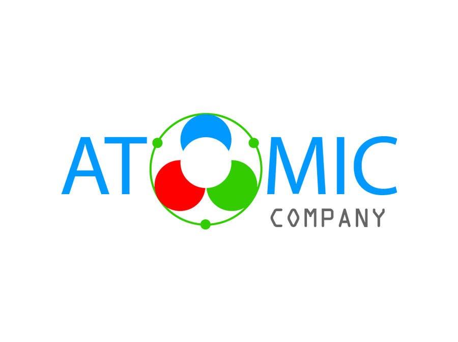 Inscrição nº 55 do Concurso para Design a Logo for The Atomic Series of Sites