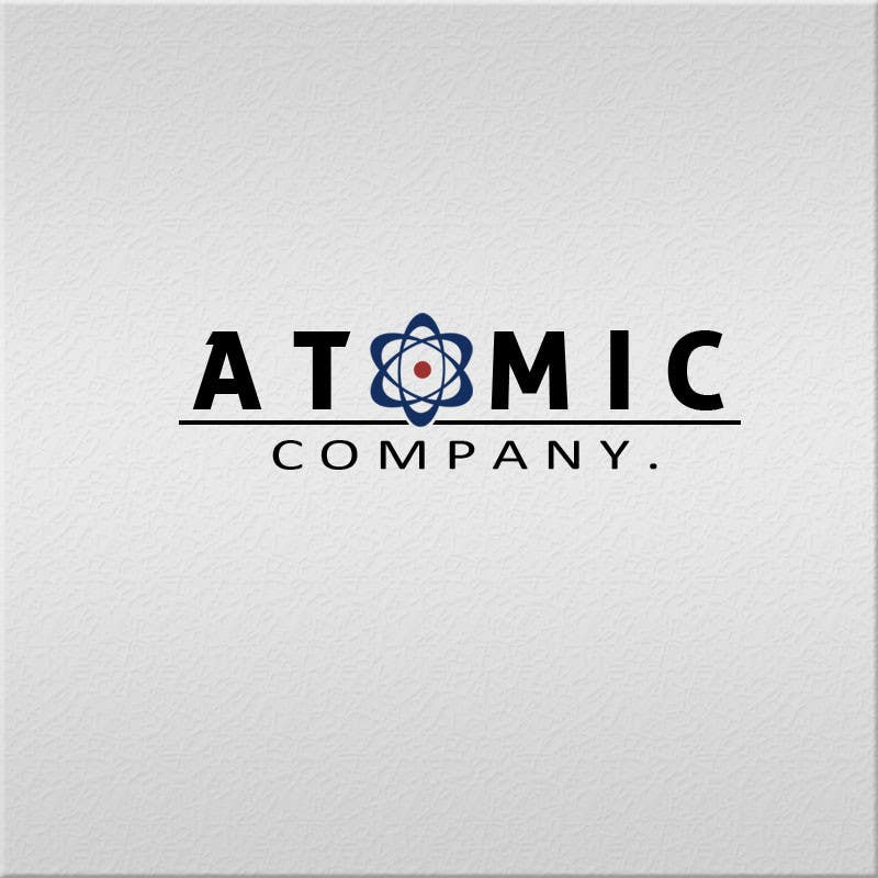 Inscrição nº 88 do Concurso para Design a Logo for The Atomic Series of Sites