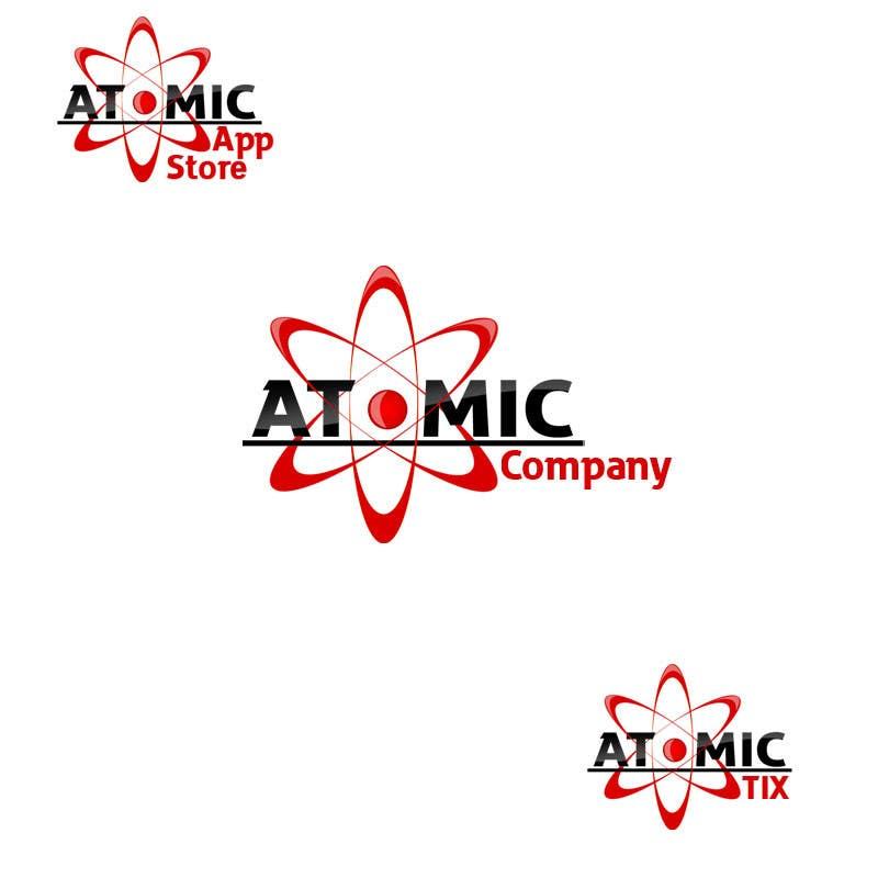 Bài tham dự cuộc thi #112 cho Design a Logo for The Atomic Series of Sites