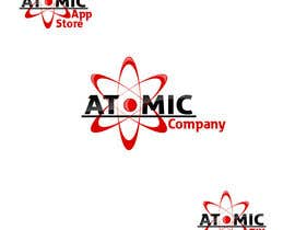 #112 for Design a Logo for The Atomic Series of Sites af OmB