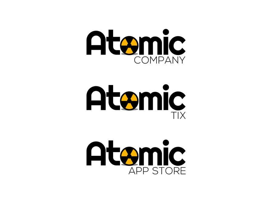 Inscrição nº 130 do Concurso para Design a Logo for The Atomic Series of Sites