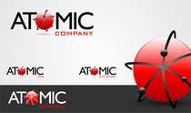 Graphic Design Inscrição do Concurso Nº139 para Design a Logo for The Atomic Series of Sites