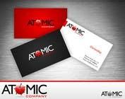 Graphic Design Inscrição do Concurso Nº172 para Design a Logo for The Atomic Series of Sites