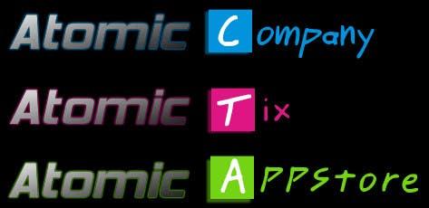 Bài tham dự cuộc thi #13 cho Design a Logo for The Atomic Series of Sites