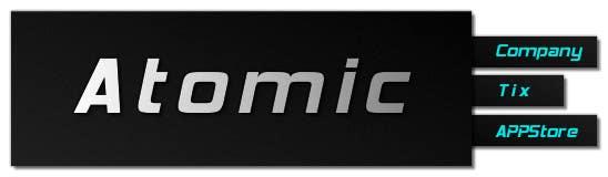 Inscrição nº 19 do Concurso para Design a Logo for The Atomic Series of Sites