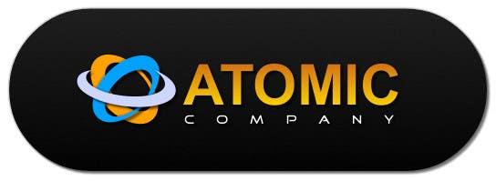 Inscrição nº 24 do Concurso para Design a Logo for The Atomic Series of Sites