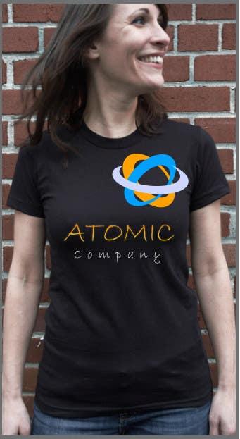 Inscrição nº 25 do Concurso para Design a Logo for The Atomic Series of Sites