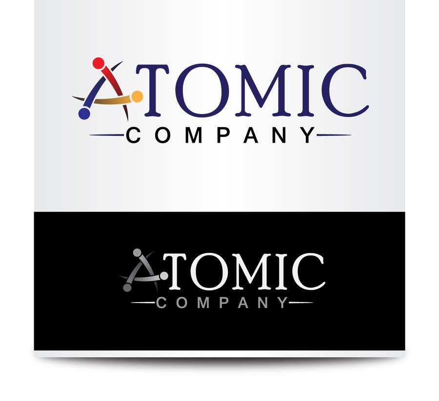 Bài tham dự cuộc thi #41 cho Design a Logo for The Atomic Series of Sites