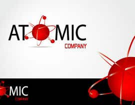 #147 untuk Design a Logo for The Atomic Series of Sites oleh ruralboy