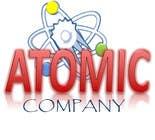 Bài tham dự #32 về Graphic Design cho cuộc thi Design a Logo for The Atomic Series of Sites