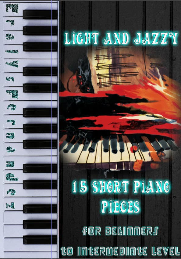 #1 for Cover for Piano Music Book by yousefx5