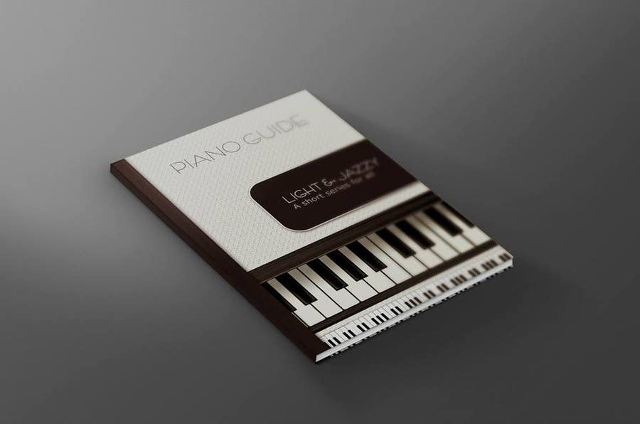 #31 for Cover for Piano Music Book by sykov