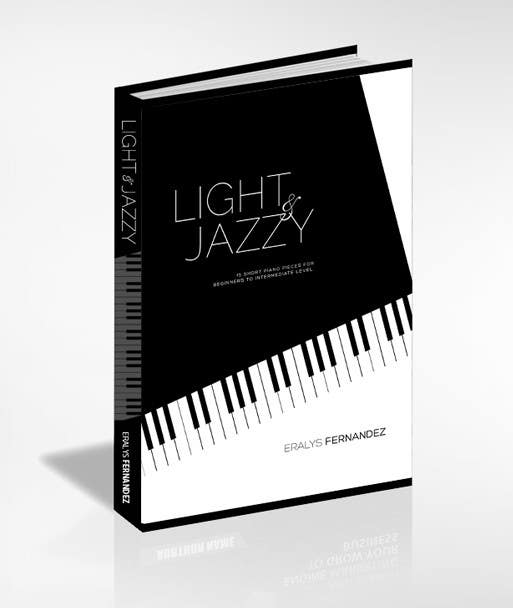 #40 for Cover for Piano Music Book by desi9ntrends