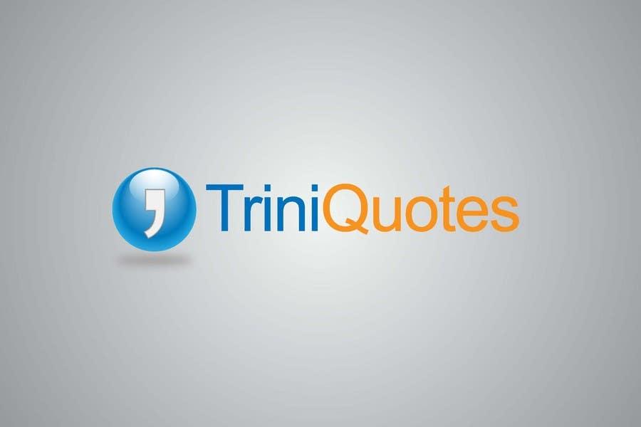 Contest Entry #                                        51                                      for                                         Logo Design for TriniQuotes.com