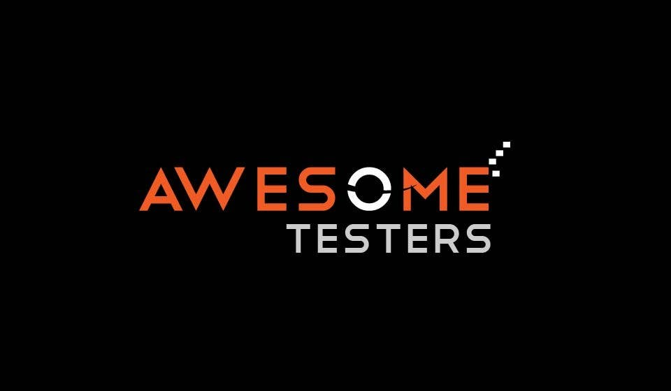Design a Logo for Awesome Testers için 17 numaralı Yarışma Girdisi