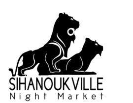 #4 for T-Shirt Design - Sihanoukville Night Market by inangmesraent