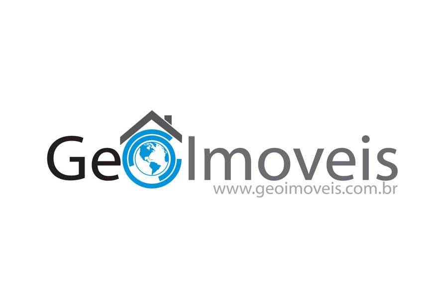 Bài tham dự cuộc thi #412 cho Logo Design for GeoImoveis