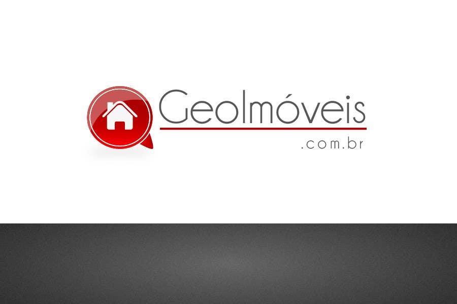 Bài tham dự cuộc thi #106 cho Logo Design for GeoImoveis