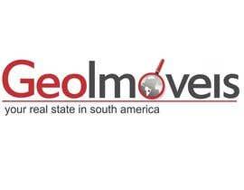 Nro 279 kilpailuun Logo Design for GeoImoveis käyttäjältä crisloff
