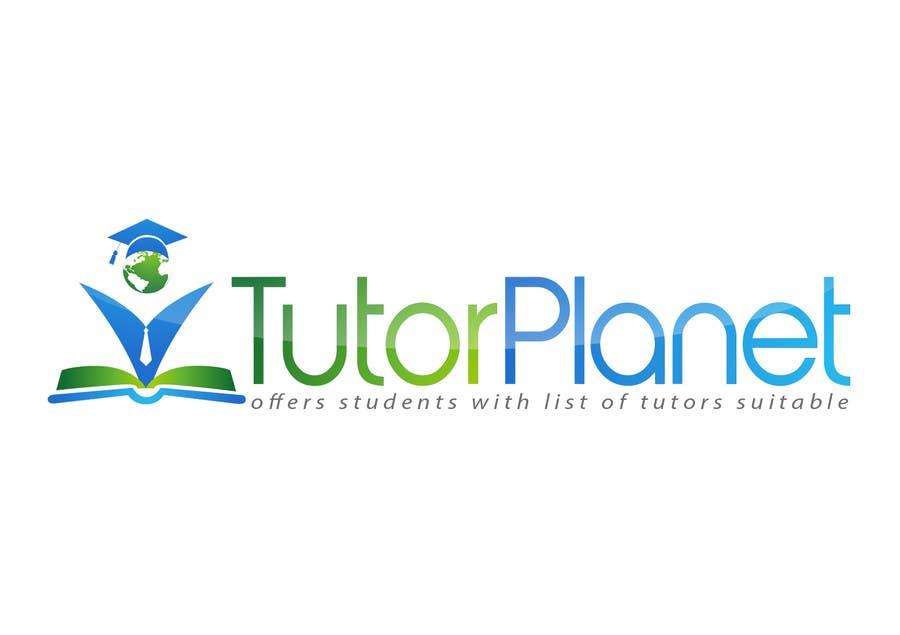 """Inscrição nº 104 do Concurso para Design a Logo for a business for the word """"Tutor Planet"""""""