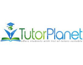 "#104 untuk Design a Logo for a business for the word ""Tutor Planet"" oleh inspirativ"